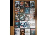 Harrison Ford DVDs... 20 films... £15