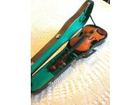 Good condition Stentor Violin (3/4 size)