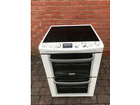 Electrolux Cooker Electric with ceramic hobs *mod EKC6044W* *60cm* Can Deliver