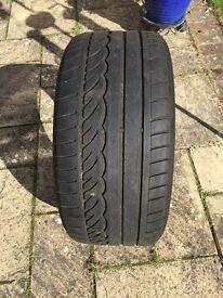 Dunlop Sport 01 Runflat Tyre (BMW)