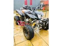 Bashan road legal quad