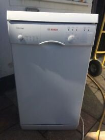 **BOSCH**SLIM LINE DISHWASHER*45CM**ENERGY RATING: A+**COLLECTION\DELIVERY**NO OFFERS**