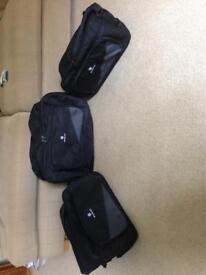Suzuki inner pannier bags