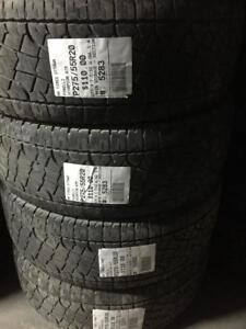 275/55/20 Pirelli Scorpion ATR (All Season)