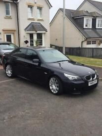 Bmw 525 m sport 2009, low miles, remapped Fsh, 12 months mot IMMACULATE