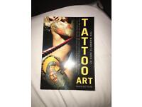 BOOK OF TATTOO ART