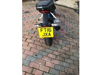 MT125 for sale