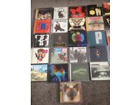 26 music cds mainly electronic/rap