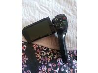 Sanyo handheld video camera