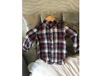 Genuine Ralph Lauren shirt age 2