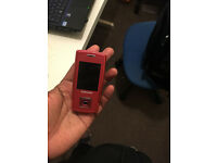 Samsung SGH E900 Mobile - Pink - (Excellent Condition)(Unlocked)