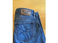 Jeans, men's designer jeans great condition like new