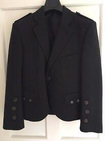 Oban Tweed Kilt Jacket (38R) and Waistcoat (38L) £130 O.N.O