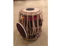 New high-quality Tabla with Bag and hard Top