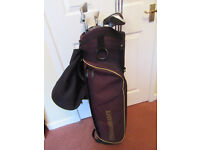 HOWSON Bag with FREE MIXED GOLF CLUBS - Collect: Kenilworth, Warwickshire