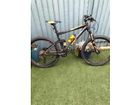 Cube Stereo 120 HPA Pro 27.5 2017 Full Suspension 20 inch frame Mountain Bike