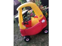 Little tikes cozy coupe car very good condition