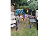 Headstrom toddler swing