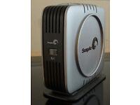 Seagate 200GB external desktop hard drive
