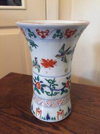 Decorative Chinese vase