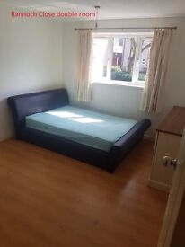 double room to rent from private landlord