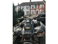 honda trx 250 quad bike
