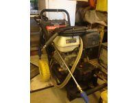 Jetmac pressure washer