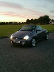 Swap for Jeep Or estate car.Ford Streetka Luxury 2005 35,000mls