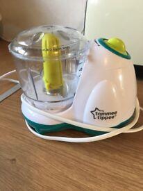 New tommee tippee food blender