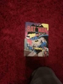 Batman annual 1982