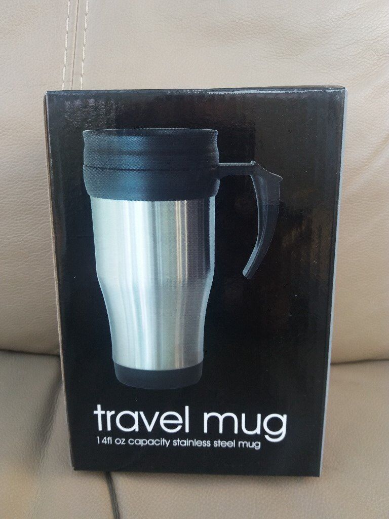 Brand new Travel Mug