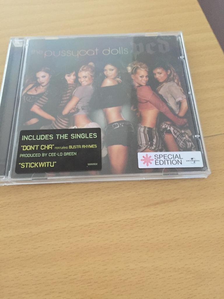 Pussycatdolls pcd cd