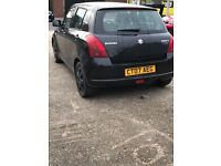 Suzuki Swift 1.4 service history, drives perfect the car has been serviced and looked after