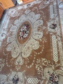 SOFT THICK GOOD QUALITY RUG FOR CHEEP