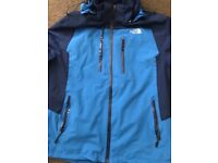 North face jackets size m,l,xl