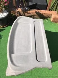 Audi Coupe 80 S2 Cabriolet Parcel Shelf ( grey cloth ) BARGAIN