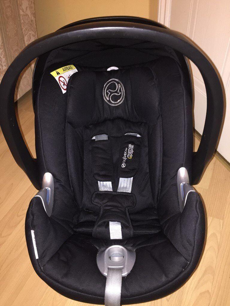 Cybex Aton Q Car Seat Isofix Base