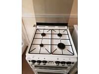 Gas freestanding oven