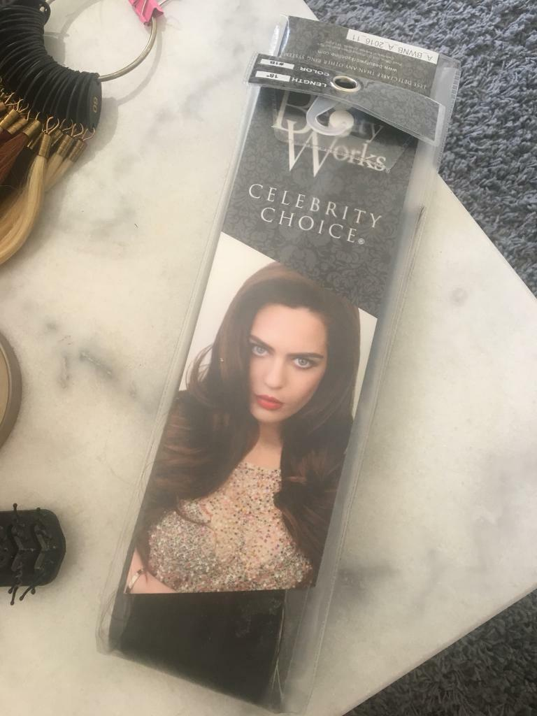 Hair Extensions Beauty Works Nano Bonds X 30 Brand New In