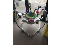 Jumperoo for sale. Good condition. Smoke free home. Collection only.