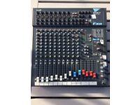 Soundcraft Spirit FX8 mixer