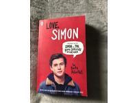 Love Simon Book