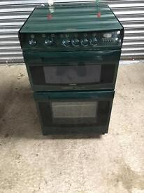 Cannon double oven
