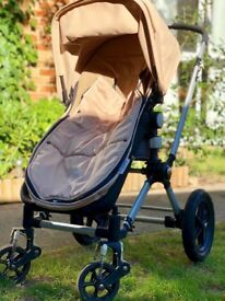 Bugaboo cameleon pram / stroller