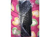 Computer/ laptop keyboard USB. Fit all