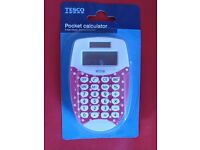 TESCO CALCULATOR
