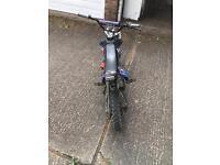 Pit bike Stomp 140 semi automatic 2012 model *rare*