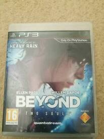 Beyond Two Souls, PS3 Game