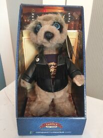Compare the meerkat soft toys