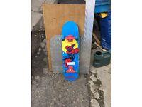 Spider-Man skateboard